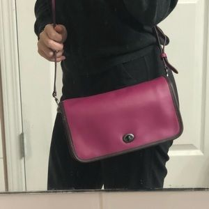 COACH Limited Edition Dinky Penny Crossbody